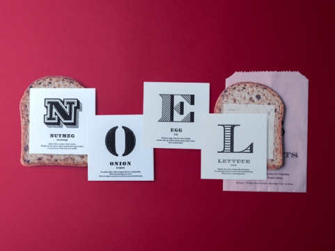 WORDS SANDWICH / NOEL SET